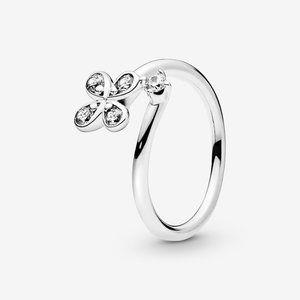 🔥PANDORA Four-Petal Flower Ring
